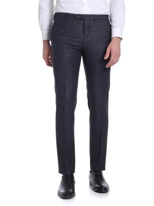 Berwich Trousers Wool Cashmere