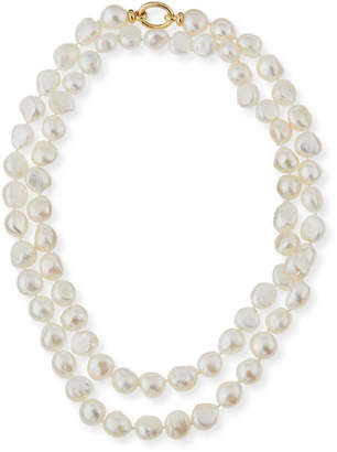 Grazia And Marica Vozza Baroque Pearl Necklace, 42