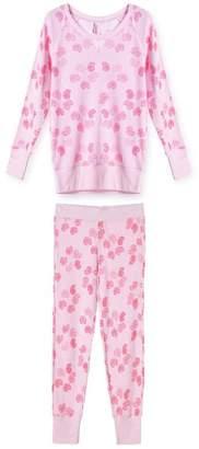 Pink Label Norma Pajama Set
