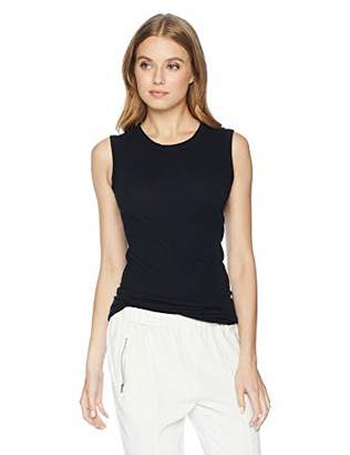 Enza Costa Women's Cashmere Muscle Tank Top