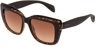 Ellen Tracy Plastic Cat Eye Sunglasses