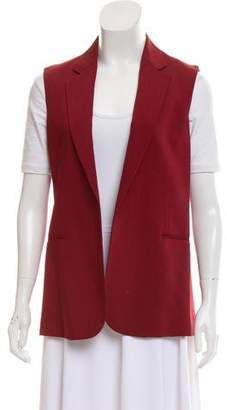 Theory Notched Collar Vest