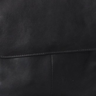 Piel Leather LARGE TOP-ZIP DUFFEL BAG