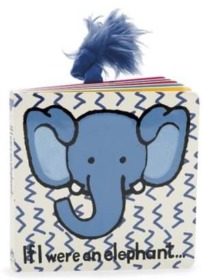 Jellycat 'If I Were an Elephant' Board Book
