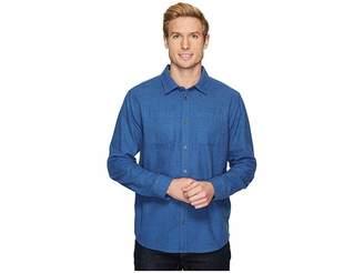 Prana Trey Long Sleeve Flannel Men's Long Sleeve Button Up