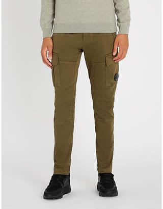 C.P. Company Cargo ergonomic-fit cotton trousers