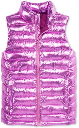 Ideology Girls' Puffer Vest, Only at Macy's $39.50 thestylecure.com
