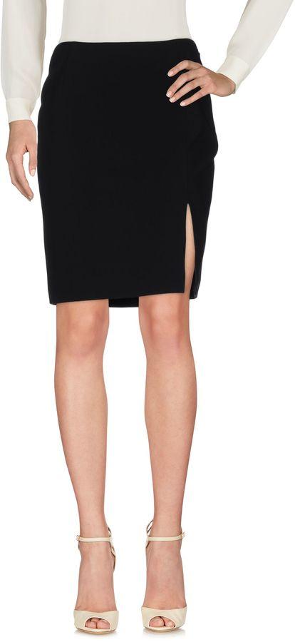MoschinoMOSCHINO COUTURE Knee length skirts