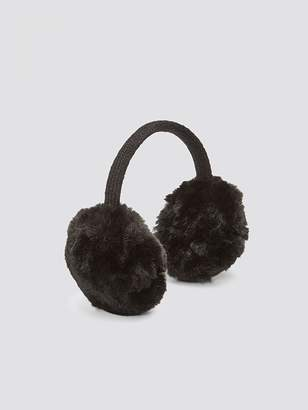 Draper James Fluffy Earmuff