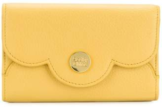 See by Chloe Polina continental wallet