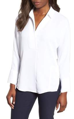 Nic+Zoe Flowing Ease Blouse