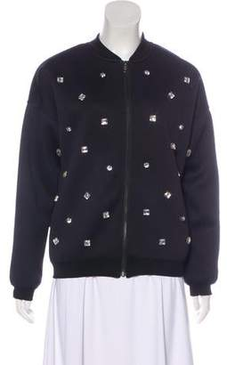 Leith Embellished Lightweight Jacket