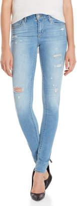 Levi's Stereo Sound 711 Skinny Jeans