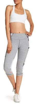 Nanette Lepore Paneled Skimmer Crop Leggings