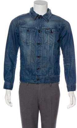 G Star Slim Tailored Denim Jacket w/ Tags
