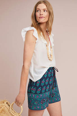 Azura ett:twa Printed Shorts