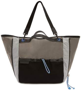 J.W.Anderson technical fabric tote bag