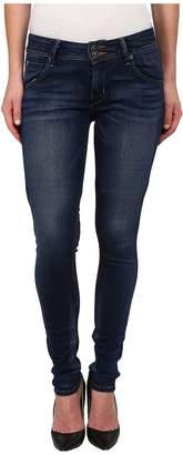 Hudson Collin Mid Rise Supermodel Skinny Jeans in Revalation Women's Jeans