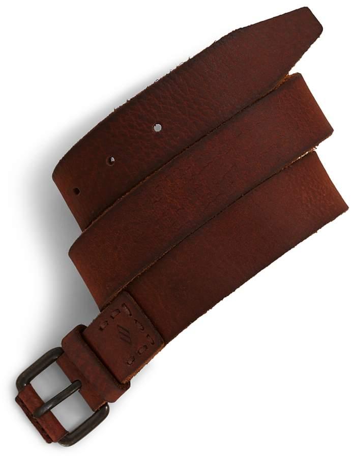Boys' Leather Belt