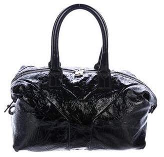 Saint Laurent Patent Leather Easy Bag