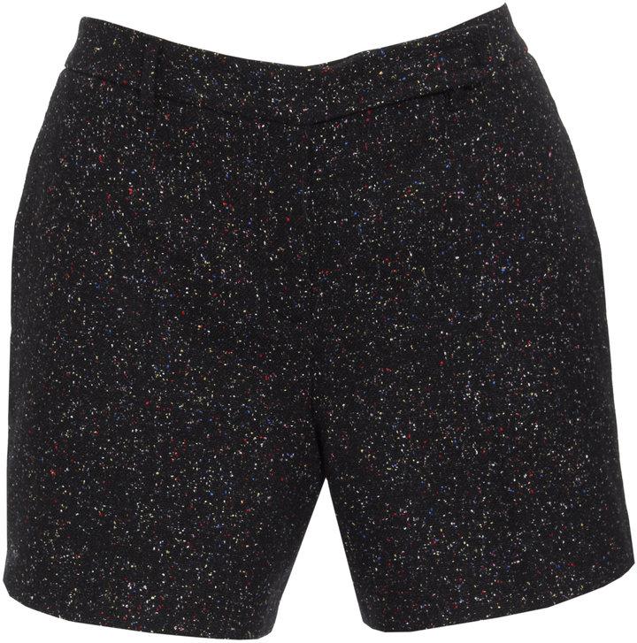 Jil Sander Tweed shorts