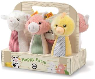 Steiff Happy Farms Skittles Set (25cm)