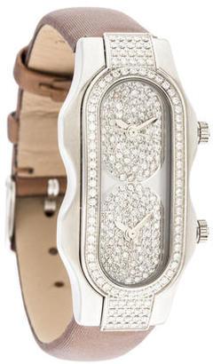 Philip Stein Mini Signature Watch $1,095 thestylecure.com