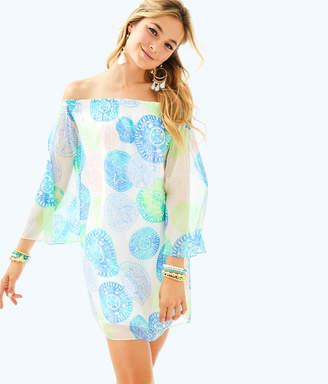 Lilly Pulitzer Abi Silk Dress