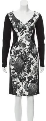Stella McCartney Printed Knee-Length Dress