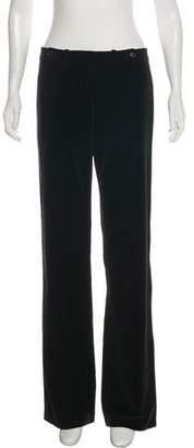 Mayle Mid-Rise Wide-Leg Pants