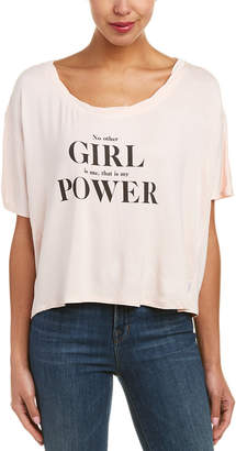 The Laundry Room Girl Power Baggy Top