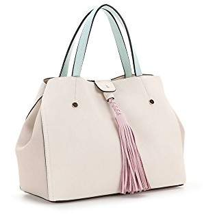 Abbacino Women's CUTTY SARK Shoulder Bag Beige
