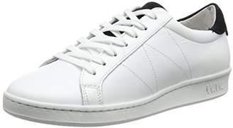 Wood Wood Shoes Unisex Adults' Bo Low-Top Sneakers, (White Ww), 36 EU