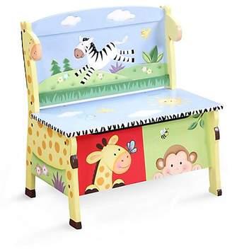 Dacor Teamson Sunny Safari Storage Bench