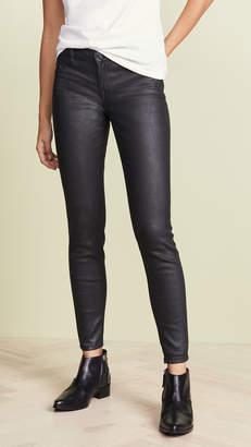 Blank The Mercer Super Skinny Coated Jeans