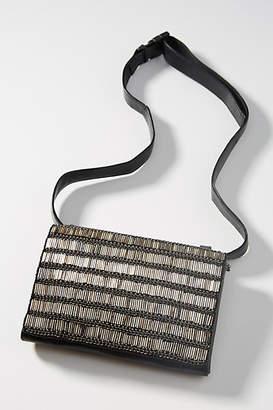 Mary Frances Heavy Hitter Beaded Belt Bag
