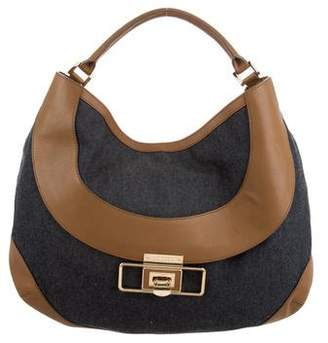 Anya Hindmarch Cooper Denim Bag