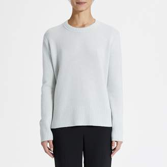 Theory Cashmere High-Low Pullover
