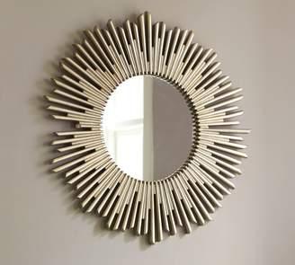 Pottery Barn Harper Sunburst Mirror