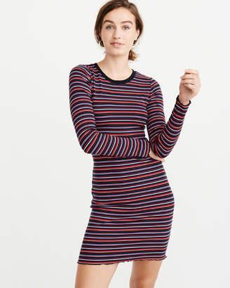 Abercrombie & Fitch Knit Bodycon Dress