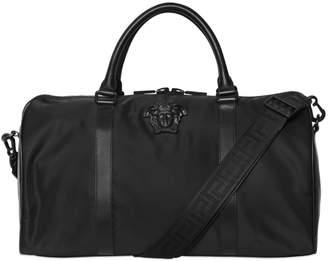 Versace Medusa Nylon Duffle Bag