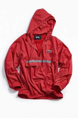 Stussy Contrast Ripstop Anorak Jacket