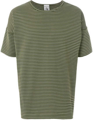 S.N.S. Herning striped fitted T-shirt