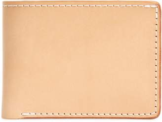 Tanner Goods Utility Leather Bifold Wallet