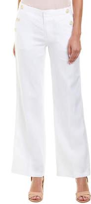 Catherine Malandrino Linen Pant