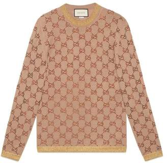 Gucci Jumper with crystal GG motif