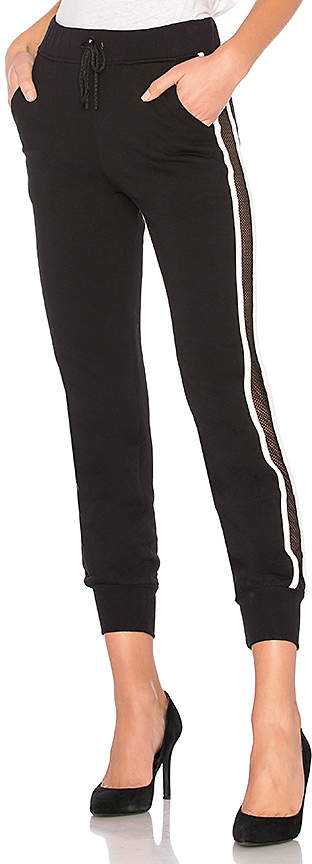 Lovers + Friends WORK by Lovers + Friends On the Line Track Pant