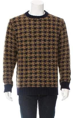 The Gigi Patterned Wool Sweater