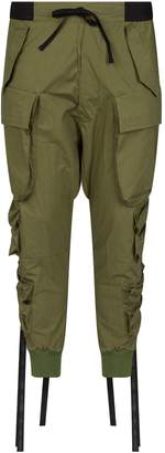 Unravel Pocketed Cargo Trousers