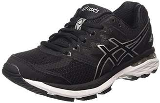 Asics Gt-2000 4, Women's Running Shoes, Black (Black/Onyx/Silver 9099)